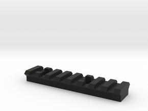 Dytac Geissele Picatinny Rail Short-to-Mid in Black Natural Versatile Plastic