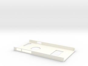 Iphone's case in White Processed Versatile Plastic