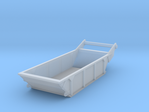 H0 1:87 Bedding Box in Smooth Fine Detail Plastic