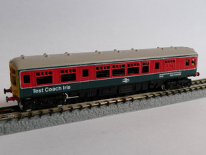 Test Coach Iris - Z - 1:220 in Frosted Ultra Detail