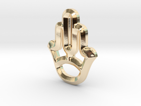 Symbol in 14K Yellow Gold