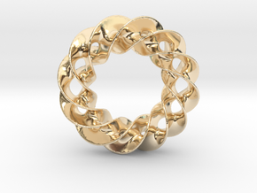 Jewelry in 14k Gold Plated Brass