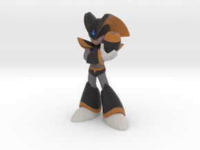 Brass from Megaman - 80mm in Full Color Sandstone