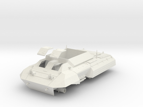 M20 APV Body(1:18 Scale) in White Natural Versatile Plastic