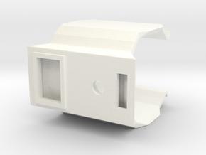 Lampenhalter Nitecore EA41 in White Processed Versatile Plastic