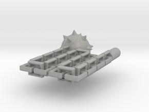 Kaiser Flail in Aluminum