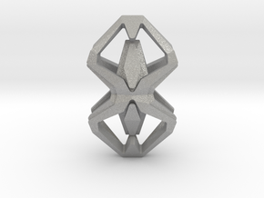 HEART TO HEART Heartonaut, Pendant in Aluminum
