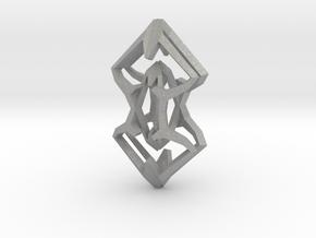 HEART TO HEART Stellar, Pendant in Aluminum