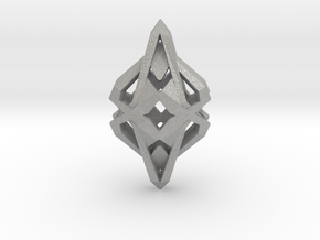 HEART TO HEART Intense, Pendant in Aluminum