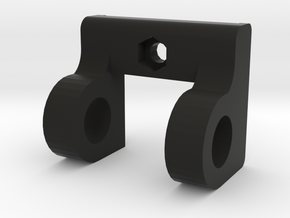 M249 Trigger Bracket (Nut) in Black Natural Versatile Plastic