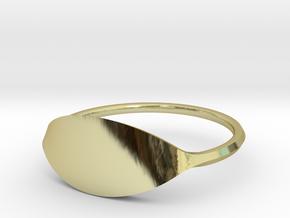 Eye Ring Size 5.5 in 18k Gold
