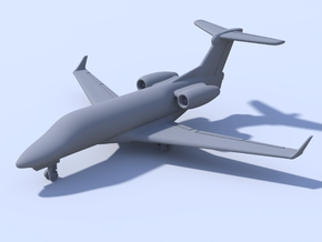 1:400 - Phenom 300 in Smooth Fine Detail Plastic