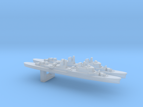 ITS San Marco x2 w/ Barrels, 1/6000 in Smooth Fine Detail Plastic