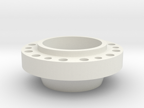 Wheel Hub for AR eGyro in White Natural Versatile Plastic