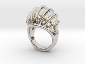 Ring New Way 25 - Italian Size 25 in Platinum