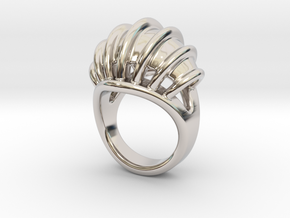 Ring New Way 26 - Italian Size 26 in Platinum