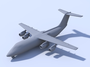 1:400 - BAE146-300 in Frosted Ultra Detail