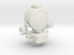 1/48 USN 36 inch Searchlight  in White Natural Versatile Plastic