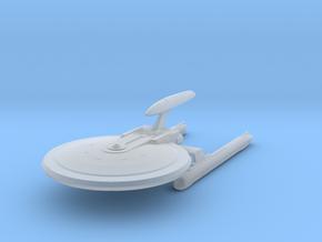 1/2500 - Hutzel D - Survey Cruiser (solid nacelles in Smooth Fine Detail Plastic