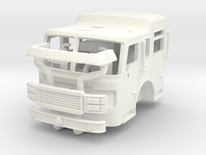 ALF Eagle Cab-Philadelphia 1/64 in White Processed Versatile Plastic