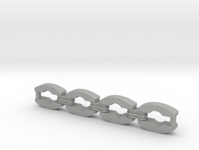 Jacket Chain Assembly in Aluminum