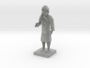 Terracotta Pilot in Metallic Plastic