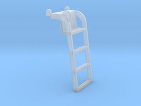 Ladder, Gleaner Combine in Smooth Fine Detail Plastic
