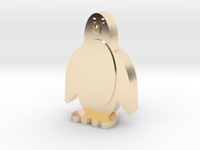 chuby wubby penguin guby in 14K Gold