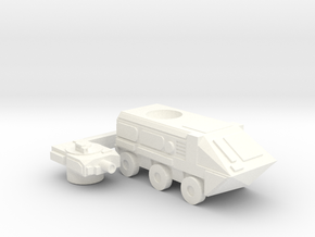 Fox APC in White Processed Versatile Plastic