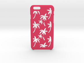 PALMZ iPhone 6 6s case in Pink Strong & Flexible Polished