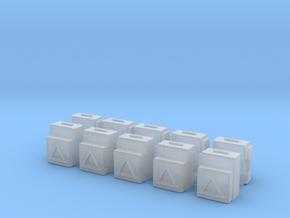 Notfallrucksack Pax 1:87 in Smoothest Fine Detail Plastic