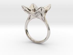 HelixRing mini USsize5 in Platinum