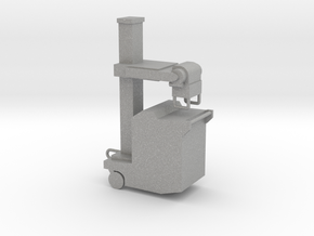 Portable xray machine in Aluminum