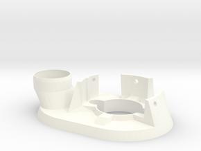 DeWalt DWP611 dust shoe in White Processed Versatile Plastic