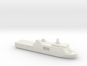 BRP Tarlac LPD, 1/2400 in White Natural Versatile Plastic
