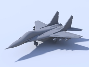 1:400_MIG Fulcrum [x2][A] in Smooth Fine Detail Plastic