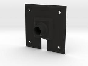 Light Sensor in Black Natural Versatile Plastic