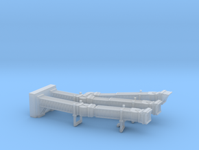 1:500_A380 Jetway [2B] in Smooth Fine Detail Plastic
