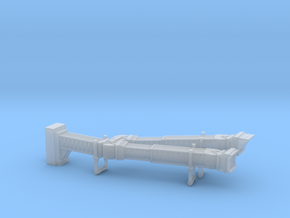 1:500_A380 Jetway [4B] in Smooth Fine Detail Plastic