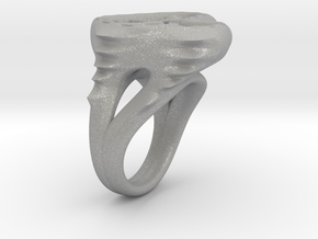 RING MEN 21mm in Aluminum