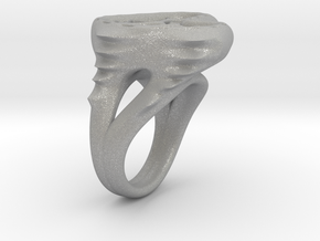 RING WOMEN 17mm in Aluminum