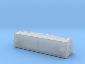 A-1-160-wdlr-h-wagon-body-plus in Smooth Fine Detail Plastic
