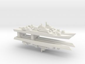 PLA[N] Type 053H3 Frigate x 4, 1/2400 in White Strong & Flexible