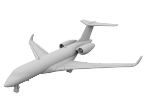 1:700_Global 6000 [x2][A] in Smooth Fine Detail Plastic