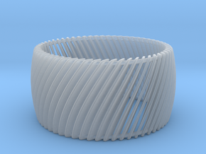 Ring Strips Size 6 in Smooth Fine Detail Plastic