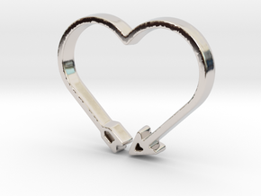 Love Arrow - Amour Collection in Platinum
