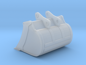 CCM 349E Grading Bucket in Smooth Fine Detail Plastic