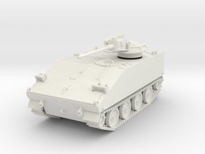 MV10 M114A2 C&R Vehicle (1/48) in White Natural Versatile Plastic