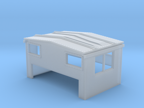 EV Cupola CB&Q, C&S, FW&D in Smooth Fine Detail Plastic