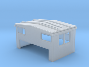 EV Cupola MP Diagonal As-built/SOO 36-45 in Smooth Fine Detail Plastic